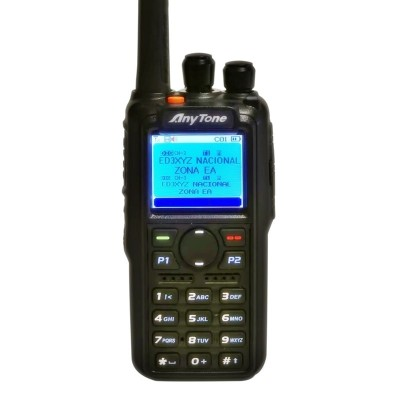 ANYTONE AT-D868UV DMR Bibanda