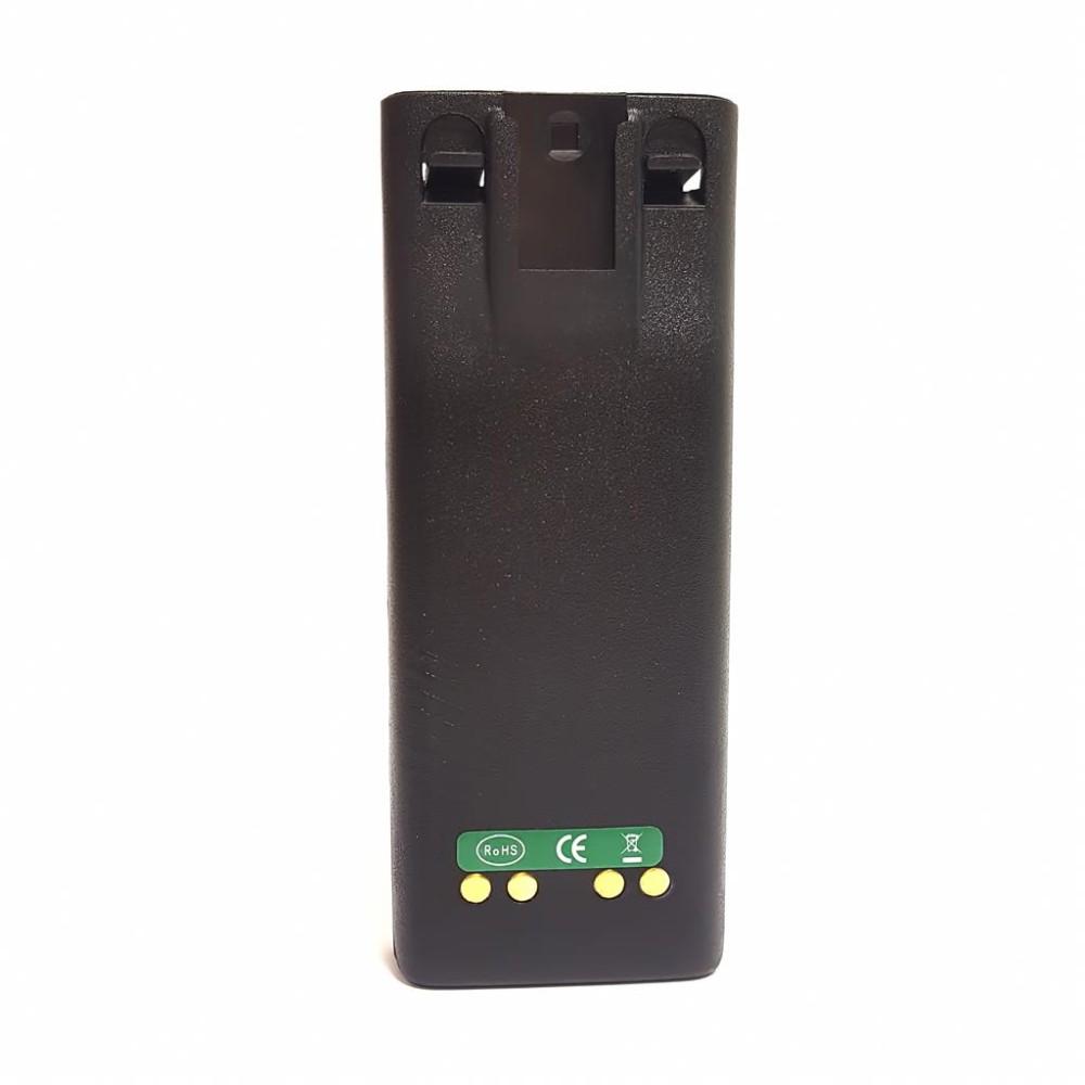 Batería para MOTOROLA GP-900/GP-1200/HT-1000/PTX-1200/MT-2000/MTX-2000/8000/9000/838, 7.4 V, 1800 mAh, Li-Ion.