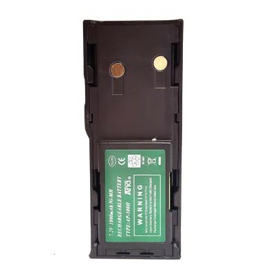 Batería para MOTOROLA GP-300/600. 7.2 V., 1800 mAh, Ni-Mh.