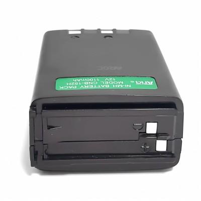 Batería para  C-158, C-228/528/628, HX-240. 12 V., 1100 mAh, Ni-Mh.