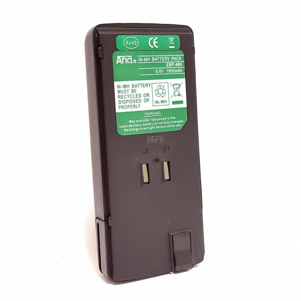 Batería para ALINCO DJ-195/196 9.6 V., 1650 mAh, Ni-Mh.
