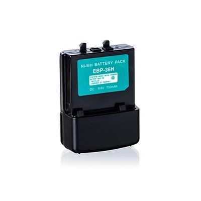 Batería para ALINCO DJ-G5, DJ-191. 9.6 V., 800 mAh, Ni-Mh.