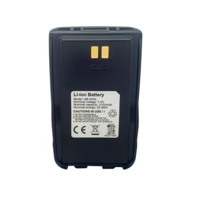 Batería para Anytone AT-D868UV 7.4 V., 3100 mAh, Li-Ion.