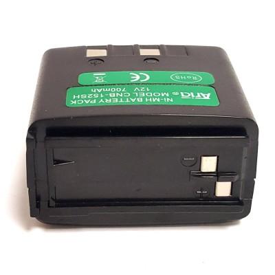 Batería para C-158, C-228/528/628, HX-240. 12 V., 700 mAh, Ni-Mh.