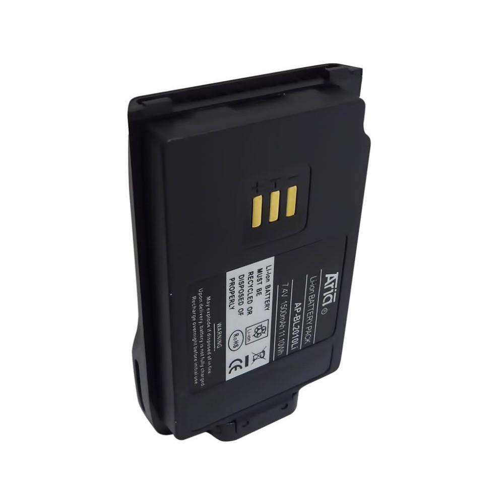 Batería para HYT PD-405 / 415 / 505 / 565. 1500 mAh, 7.4V
