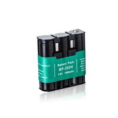 Batería para ICOM IC-4008AFRS. 3.6 V., 1650 mAh Ni-Mh.