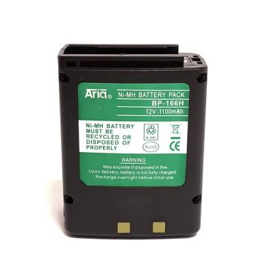 Batería para ICOM IC-A3, IC-A22, 12 V., 1100 mAh, Ni-Mh.
