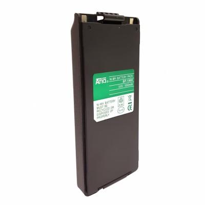 Batería para ICOM IC-F3/F4 9.6 V., 1650 mAh, Ni-Mh.
