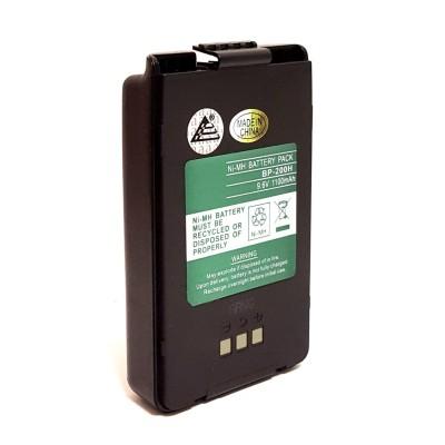 Batería para ICOM IC-T8. 9.6 V., 1100 mAh, Ni-Mh.