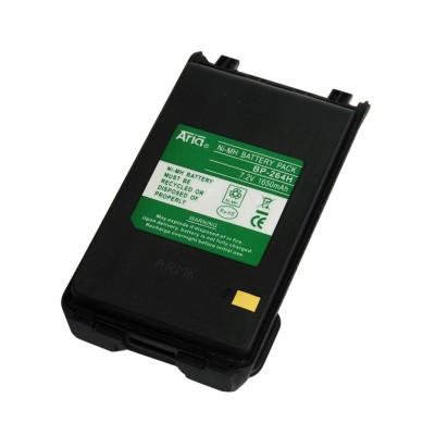 Batería para ICOM IC-V80 y IC-T70, 7.2 V. 1650 mAh, Ni-Mh.