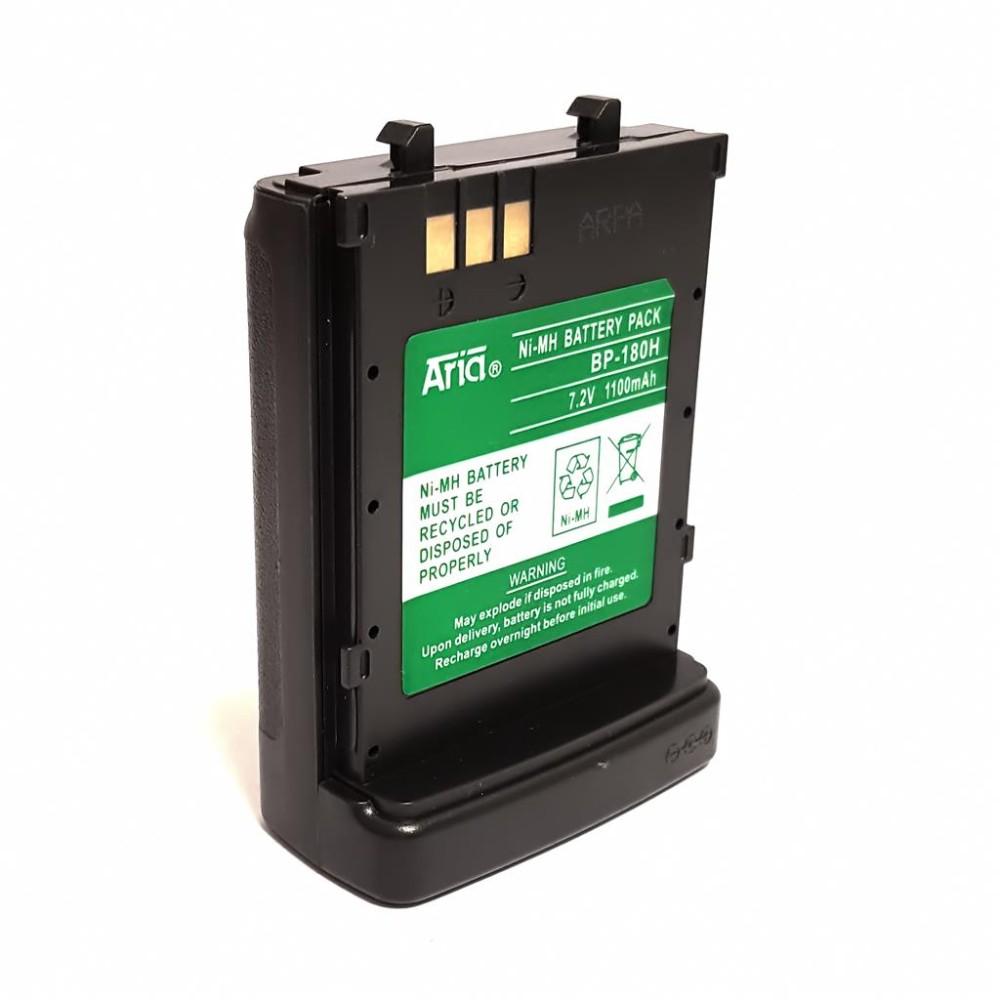 Batería para ICOM IC-W31G,IC-T22-E,IC-T42-E, 7.2 V., 1100 mAh, Ni-Mh.
