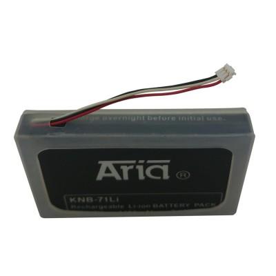 Batería para KENWOOD PKT-23, 3.7 V, 1400 mAh, Li-Ion