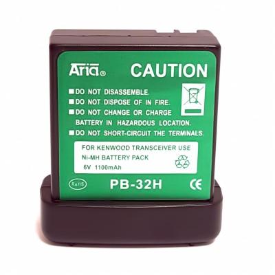 Batería para KENWOOD TH-22, TH-79, TK-208/308, 6 V. 1100 mAh, Ni-Mh.