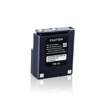 Batería para KENWOOD TH-235-A, 7.2V., 1650 mAh, Ni-Mh.