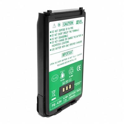 Batería para KENWOOD TH-K2/K4, 7.2 V., 1300 mAh, Ni-Mh.