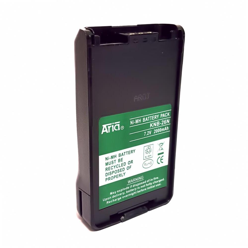 Batería para KENWOOD TK-2140/2160/2170/3140/3160/3170/3173, 7.2 V., 2000 mAh, Ni-Mh.