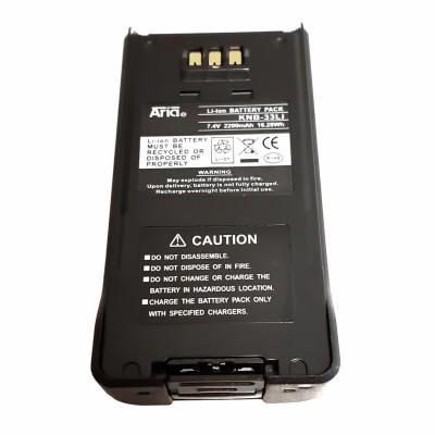 Batería para KENWOOD TK-2180/3180 7.4 V., 2200 mAh, Li-Ion.