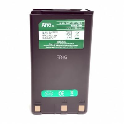 Batería para KENWOOD TK-220/320, TH-240, 7.2 V., 2100 mAh, Ni-Mh.