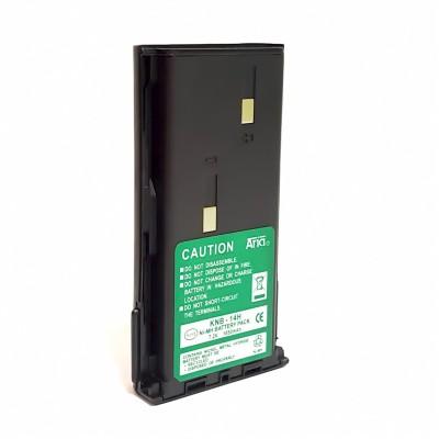 Batería para KENWOOD TK-260/270/360/370. 7.2 V., 1650 mAh, Ni-Mh.