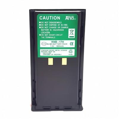Batería para KENWOOD TK-280/290/380/480/481, 7.2 V., 1800 mAh, Ni-Mh.