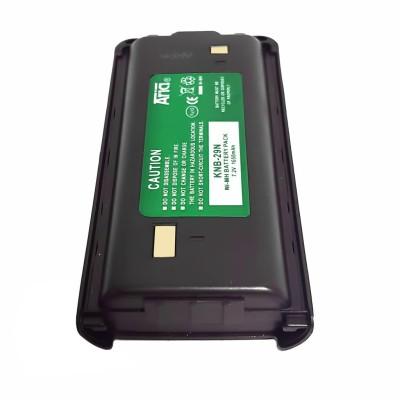 Batería para KENWOOD TK-3201/3301, 7.2 V., 1650 mAh, Ni-Mh.