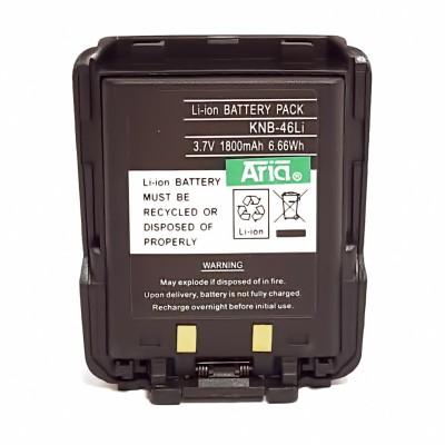 Batería para KENWOOD TK-3230, 3.7 V., 1800 mAh, Li-Ion.