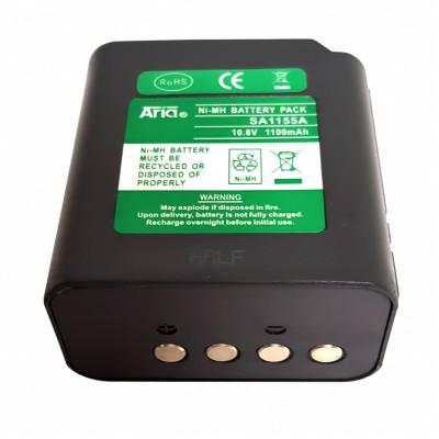 Batería para MAXON  SL-70/SA-1155/SP2000  y SA-1170, 10.8 V., 1100 mAh, Ni-Mh.