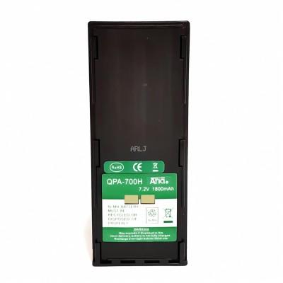 Batería para MAXON, 7.2 V., 1800 mAh, Ni-Mh.