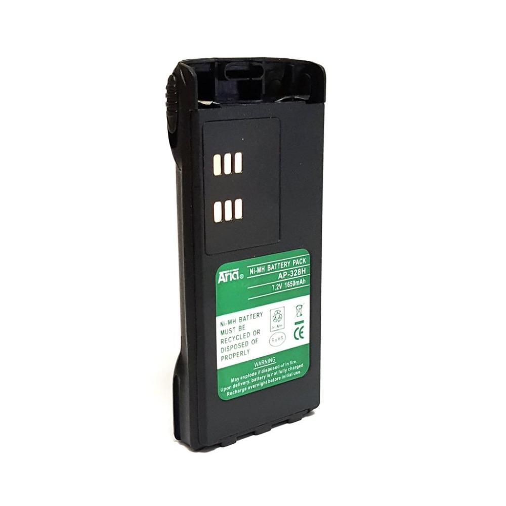 Batería para MOTOROLA GP-320/GP-340, 7.2 V., 1650 mAh, Ni-Mh.