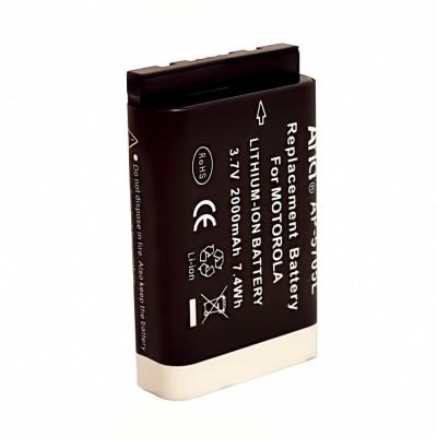 Batería para MOTOROLA MTH-800/650, 3.7 V., 1100 mAh, Li-Ion.