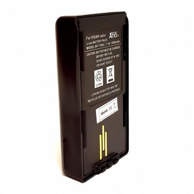Batería para MOTOROLA Visar, 7.4 V., 2000 mAh, Li-Ion.