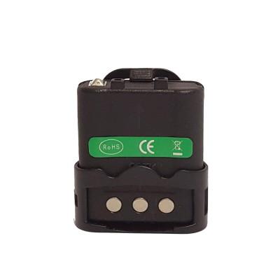 Batería para MOTOROLA XTL446 / T-6220, 3.6 V., 700 mAh, Ni-Mh.