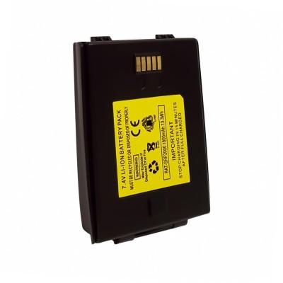 Batería para SEPURA TETRA SRP-2000, 7.4 V.,1800 mAh, Li-Ion.