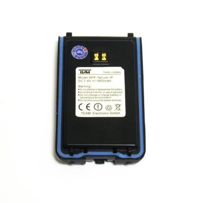 Batería para Tecom IP, 1800 mAh, 7.4 V., Li-Ion.
