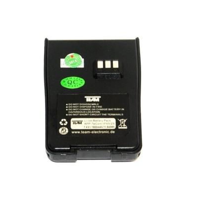 Batería para TeCom IPX5 / IPZ5 / IP3.  1600 mAh 7.4 V