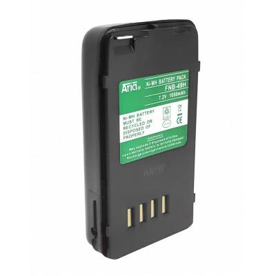 Batería para YAESU FT-10/50, VX-10, 7.2 V., 1650 mAh Ni-Mh.