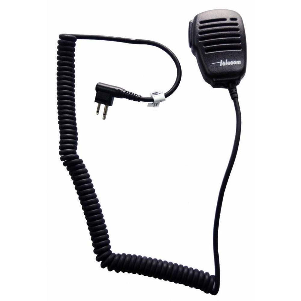Micro-altavoz especial para walkies MOTOROLA y TEAM.