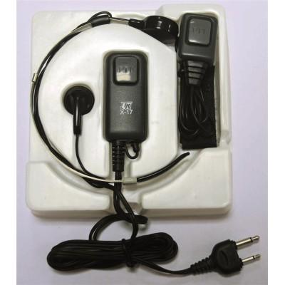 Micro activado por laringe para Motorola GP-300.