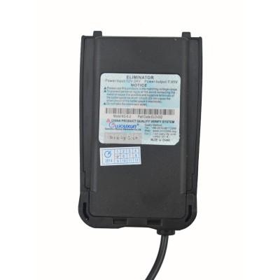Eliminador batería WOUXUN KG-UV8D