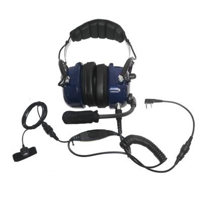 Micro-cascos TEAM para entornos ruidosos