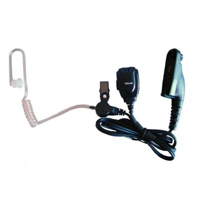 Micro-auricular acústico tipo tubular para MOTOROLA.
