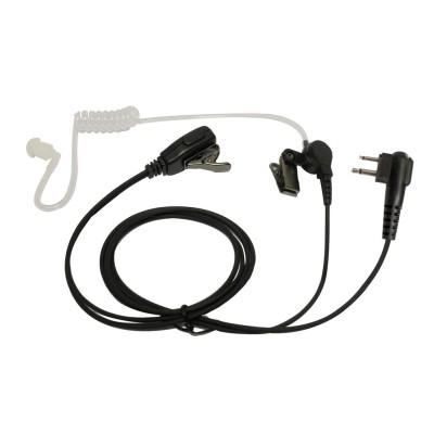 Micro-auricular tubular para MOTOROLA y TEAM.