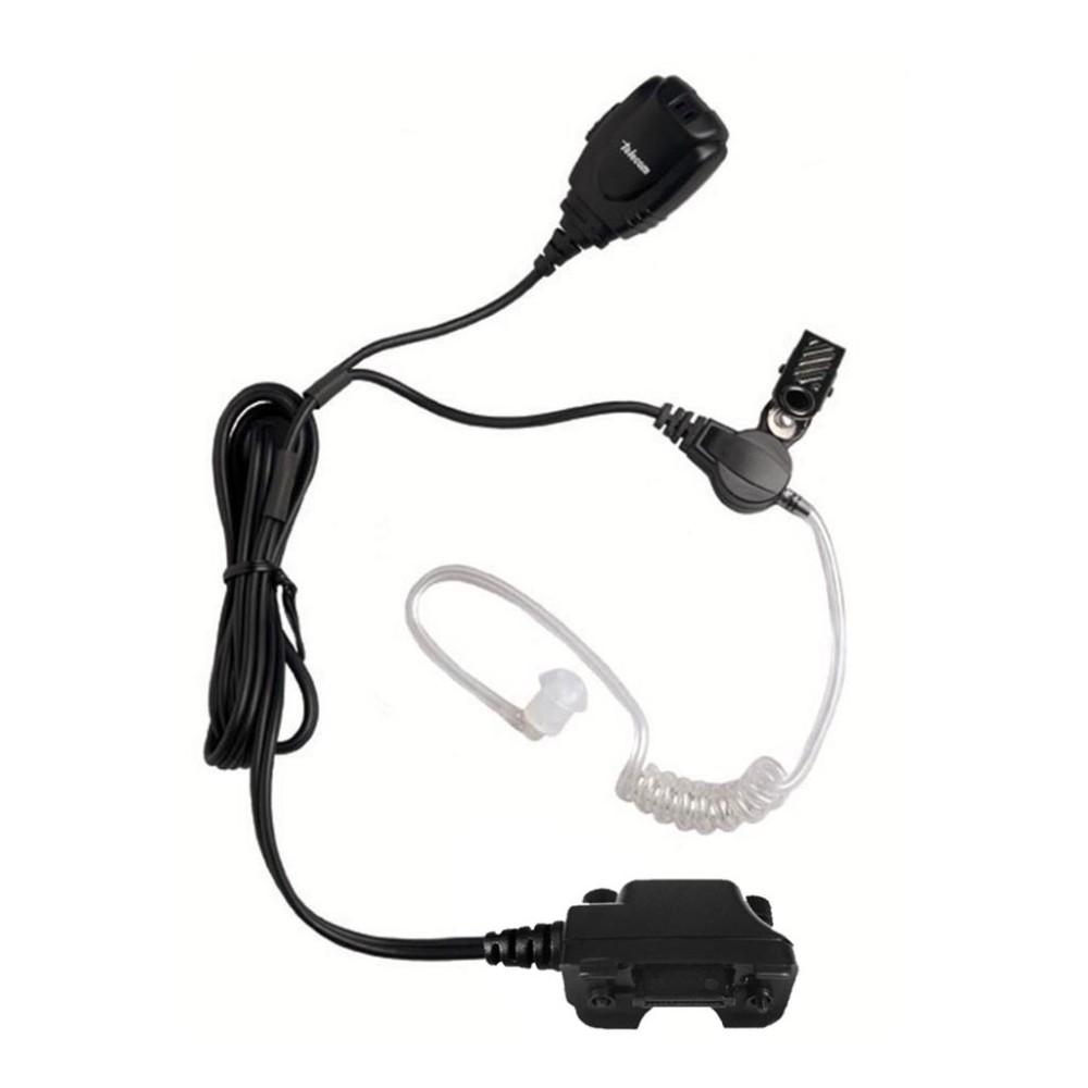 Micro-auricular acústico tipo tubular para SEPURA / SIMOCO.