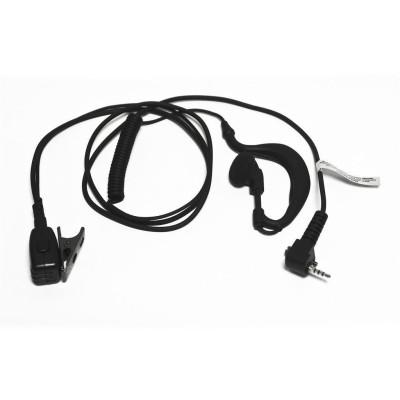 Micro-auricular ergonómico para SEPURA / SIMOCO.