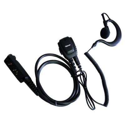 Micro-auricular gama profesional. IP-54. Para SEPURA / SIMOCO.