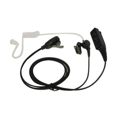 Micro-auricular tubular para SEPURA / SIMOCO.