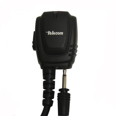 Micro-auricular gama profesional. IP-54. Compatible con YAESU.