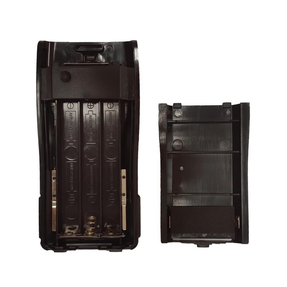 Portapilas compatible con ALAN HP-446/405/105.
