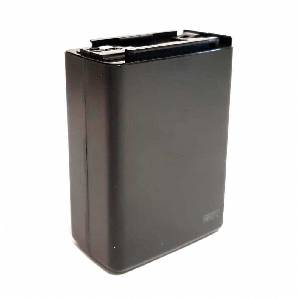 Portapilas compatible con ALINCO DJ180/280/480/580, TJ-582.