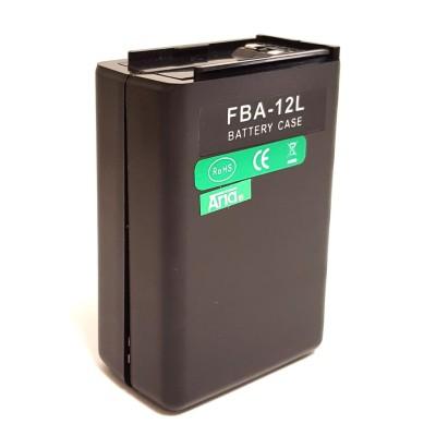 Portapilas compatible con YAESU FT-11/24/26/74/76/205/415/530/705/729/815.